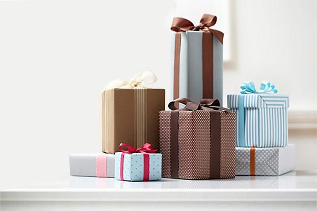 Add gifts from any store in the world